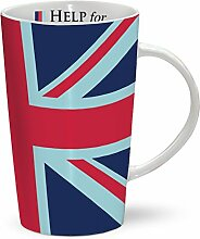 Help for Heroes Union Jack - Mug - Becher - Latte