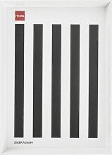 HEMA Bilderrahmen 21 X 29,7/A4 - Holz, Weiß
