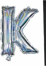 HEMA Folienballon Buchstabe K