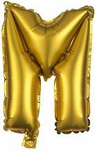 HEMA Folienballon Buchstabe M