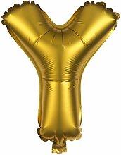 HEMA Folienballon Buchstabe Y
