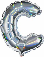 HEMA Folienballon C - Silber