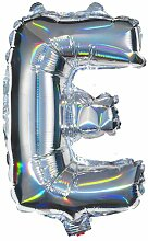 HEMA Folienballon E - Silber