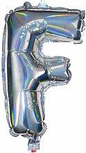HEMA Folienballon F - Silber
