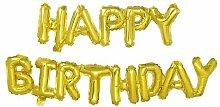 """HEMA Folienballon """"Happy Birthday"""""""