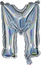 HEMA Folienballon M - Silber