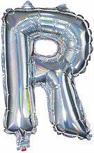 HEMA Folienballon R - Silber