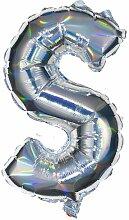 HEMA Folienballon S - Silber