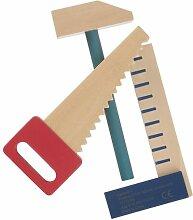 HEMA Holz-Werkzeugkiste