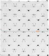 HEMA Kinder-Bettlaken, 120 X 150 Cm