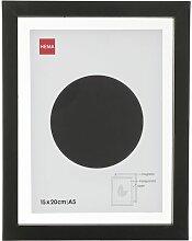 HEMA Magnet-Bilderrahmen - Holz - Schwarz 15 X 20