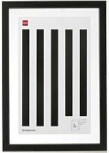HEMA Magnet-Bilderrahmen - Holz - Schwarz 20 X 30