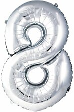 HEMA Mini-Folienballon 8