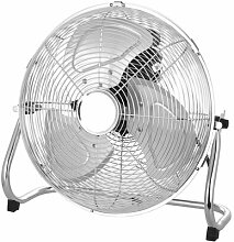 HEMA Retro-Chrom-Ventilator, 70 W