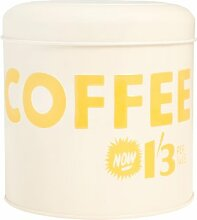 Hemingway Kaffeedose, mehrfarbig