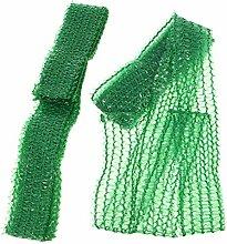 Hemoton 15 PCS Baumband Pflanzenband Grün PE