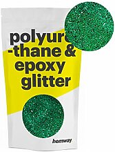 hemway Glitzer Metallic Boden Kristalle für