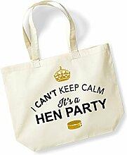 Hen Party, Junggesellenabschied, Hen Party Tasche,