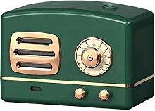Henan Luftbefeuchter, Retro-Radio-Form, große