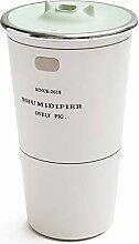 Henan Ultraschall-Luftbefeuchter, 450 ml, Aroma,