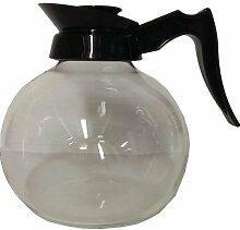 HENDI Kaffee-Kanne 1,8l aus Glas (Gastonomie