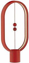 Heng Balance Lampe - elliptische magnetische