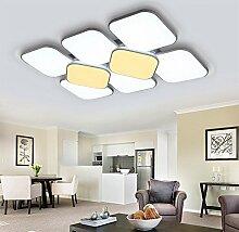 Hengda® 132W LED Deckenleuchte Deckenlampe