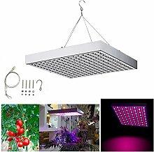 Hengda 15W LED Pflanzenlicht Pflanzenleuchte