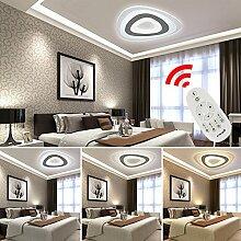 Hengda® 34W LED Deckenleuchte Wohnzimmerlampe LED