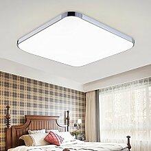 HENGDA 36W LED Deckenleuchte kaltWeiß Deckenlampe