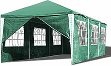 Hengda 3x9m Pavillon Wasserdicht Stabiles
