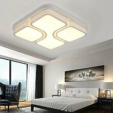 Hengda® 48W LED Warmweiß Deckenleuchte