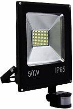 Hengda® 50w LED Fluter mit bewegungsmelder