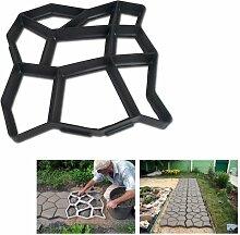Hengda® 5x Betonform Pflasterform Schalungsform