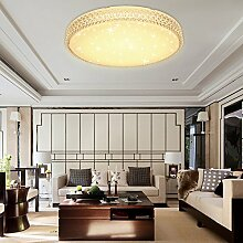 Hengda 60W LED Rund Warmweiß Deckenlampe