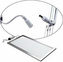 Hengda® Highpower LED Panel Ultraslim Warmweiß Neutralweiß Weiß 120x30cm 60x30cm 30x30cm SLIM Lampe Leuchte (30 X 60 CM, Neutralweiß)