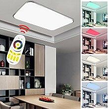 Hengda® LED Deckenleuchte RGB Mit Fernbedienung
