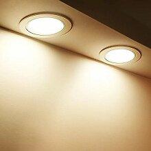 Hengda® LED Einbaustrahler | auch für das Bad