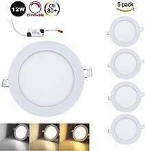 Hengda® LED Einbaustrahler Deckenleuchten, Ultra