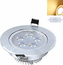 Hengda® LED Einbaustrahler inkl. 5W 400 Lumen,