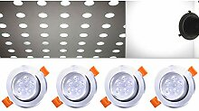Hengda® LED Highpower Einbaustrahler 230V