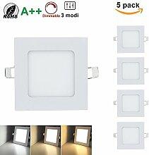 Hengda® LED Quadratisches Deckenleuchten,Super