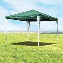 Hengda Pavillon 3x3m UV-Schutz Stabiles