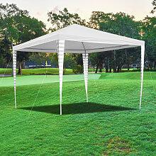 Hengda Pavillon 3x3m Wasserdicht und UV-Schutz