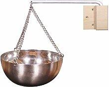 Hengqiyuan Aroma Bowl Sauna, Sauna Kupferschale,