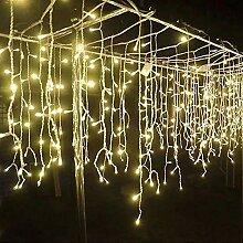 Hengqiyuan LED-Vorhang-Lichter-Fenster-Vorhang