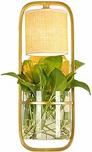 HENGXIAO-wall lamp Pflanzenstil Im Chinesischen