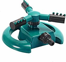 HENRYY Sprinkler 360 Grad automatische Rotation