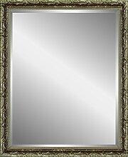 Henzo Chic Baroque Mirror Spiegel, Holz, Gold, 40 x 50 x 2.0 cm