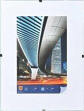 Henzo ClipFrame 70x100 Normalglas Bilderrahmen,